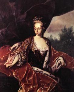Charlotte Sophie rijksgravin van Aldenburg
