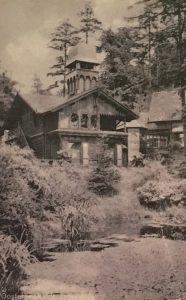 Jagershuis van A Driessen