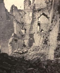 de verwoesting van de tweede wereld oorlog