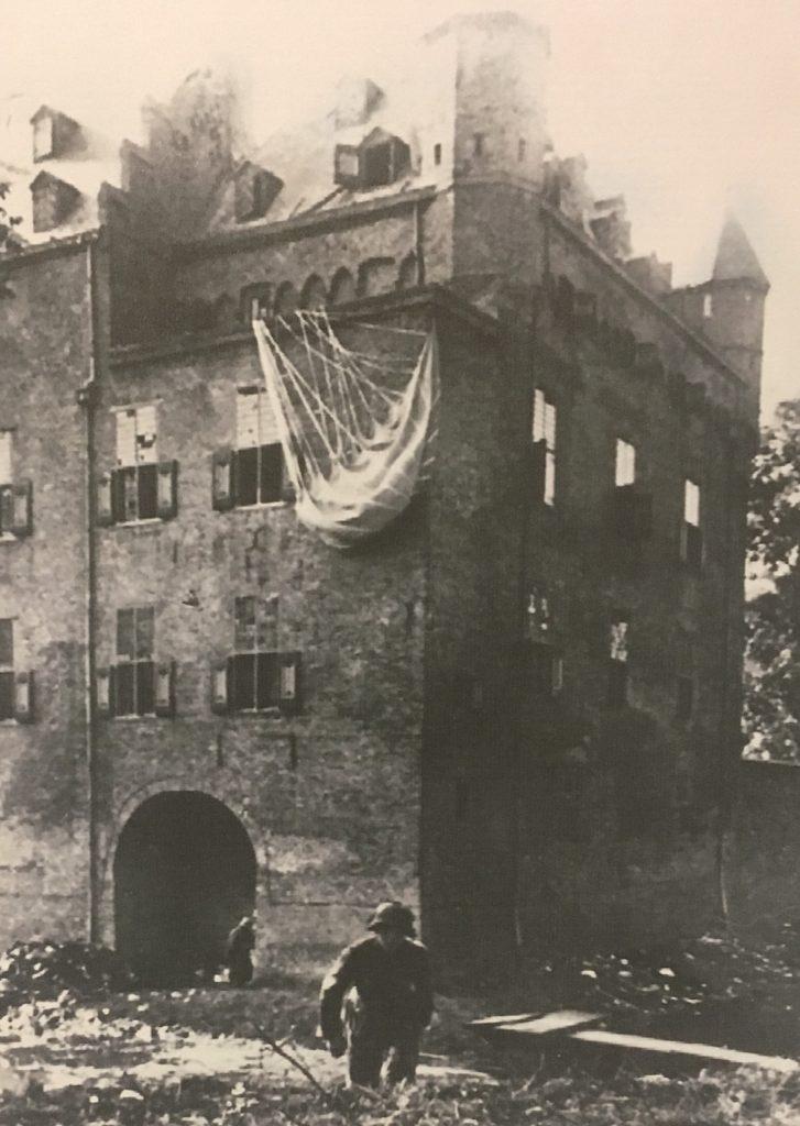 kasteel doorwerth in de tweede wereld oorlog